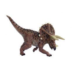4D Puzzle Összerakható állatfigura   Triceratops