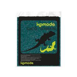 Komodo CaCo3 Sand Kalciumhomok terráriumba | Petrol Blue