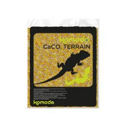 Komodo CaCo3 Sand Kalciumhomok terráriumba | Sunset Blend