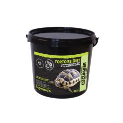 Komodo Tortoise Diet Cucumber Szárazföldi teknős eledel | 2kg