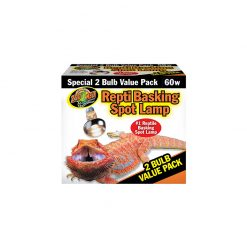 ZooMed Repti Basking Spot - Value Pack | 2 x 60 W