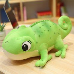 ChameleonFarm Óriás Plüss kaméleon - zöld | 60 cm