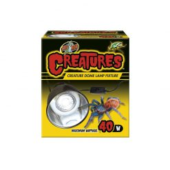 ZooMed Creatures™ Dome Lamp Fixture - mini lámpatest