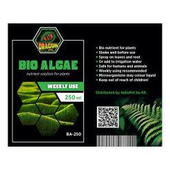 DragonOne Bio Algae Élő algás bio tápoldat növényeknek | 250 ml