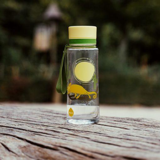 Equa BPA-mentes 600 ml műanyag kulacs   Kaméleon