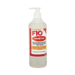 F10 Hand Gel Pumpás kézfertőtlenítő gél | 500 ml