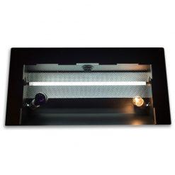 Gemini hőálló alumínium terrárium lámpatest | 70 cm