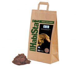 HabiStat Coir Substrate Kókuszrost keverék talaj | 10L