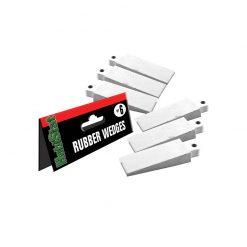 HabiStat Rubber Wedges Gumi Terráriumzár | 6 db