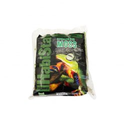 HabiStat Sphagnum Moss Élő moha | 250g