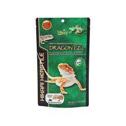 Hikari Reptile DragonGel Teljes értékű prémium gél táp | 60g