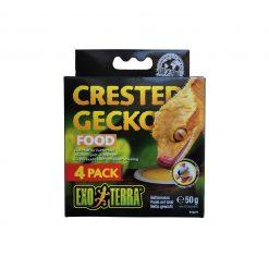 ExoTerra Crested Gecko Food Vitorlás gekkó táp | 4db