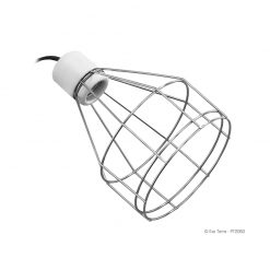 ExoTerra Porcelain Wire Lamp | S
