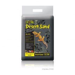exoterra desert sand - black