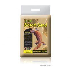 exoterra desert sand - yellow