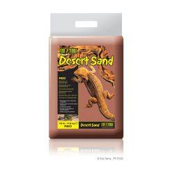 exoterra desert sand - red homok