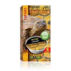 ExoTerra Tortoise Cup Diet Adult