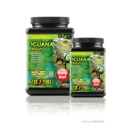 ExoTerra Iguana Pellets Adult