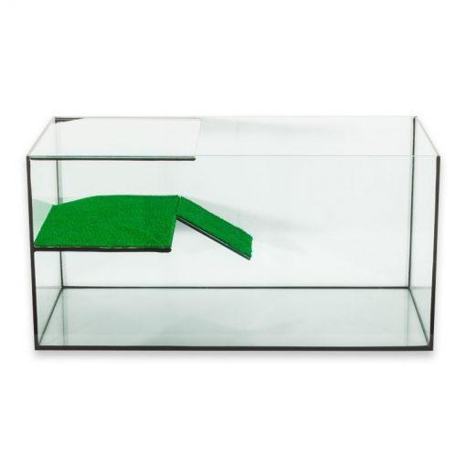 Prémium teknős terrárium napozóval   160L
