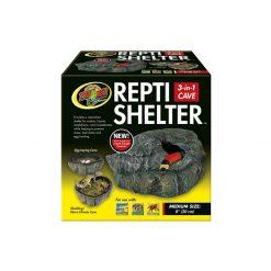 ZooMed Repti Shelter hüllő búvóhely | M