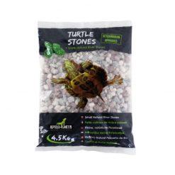 Reptiles-Planet Turtle Stones Folyami kavics