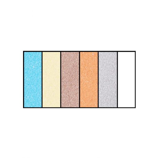ZooMed Vita-Sand homok színek
