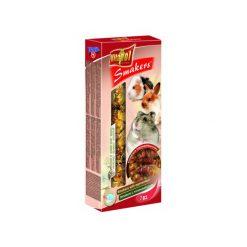 Vitapol Smakers Csicsókás rúd rágcsálóknak és nyulaknak | 2 db