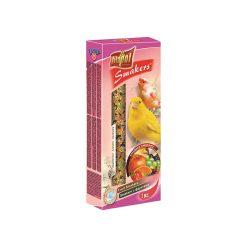 Vitapol Smakers Snack rúd kanáriknak - 2 db | Gyümölcs