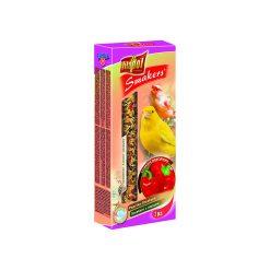 Vitapol Smakers Snack rúd kanáriknak - 2 db | Paprika