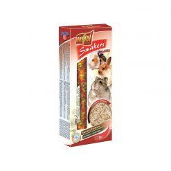 Vitapol Smakers Popcornos rúd rágcsálóknak és nyulaknak | 2 db
