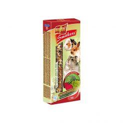 Vitapol Smakers Zöldséges rúd rágcsálóknak és nyulaknak | 2 db