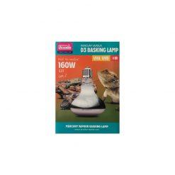 Arcadia D3 Basking Lamp UVB és melegítő izzó | 160W