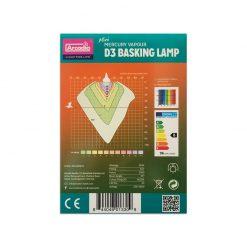 Arcadia D3 Basking Lamp UVB és melegítő izzó | 80W