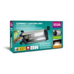 Arcadia Compact Lighting Unit Forgatható lámpabúra