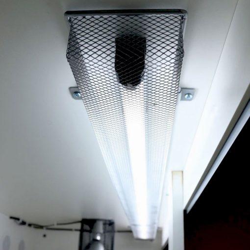 Arcadia LampGuardPro Hőálló védőrács fénycsövekhez