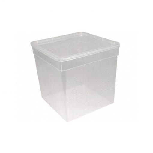 Műanyag Tároló Doboz – 5,8L