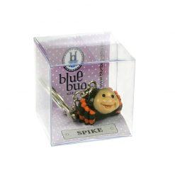 BlueBug Spike Gyűjtői pók kulcstartó ajándékdobozban