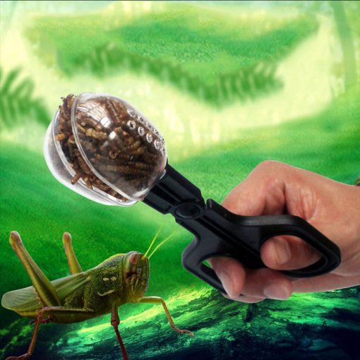 Bugs-World Bug Grabber Műanyag bogárfogó olló