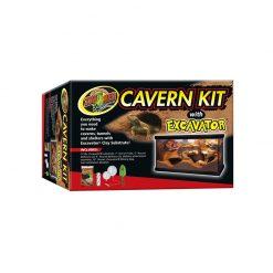 ZooMed Cavern Kit Búvóhelykészítő szett