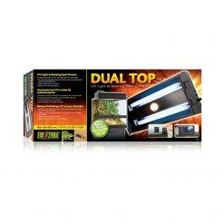 ExoTerra Dual Top Kombinált világítótest UVB + melegítő | 45 cm