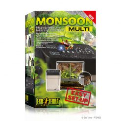 ExoTerra Monsoon Multi Programozható párásító rendszer