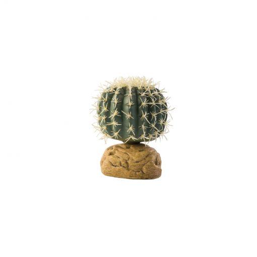 ExoTerra Barrel Cactus Hordókaktusz műnövény   S