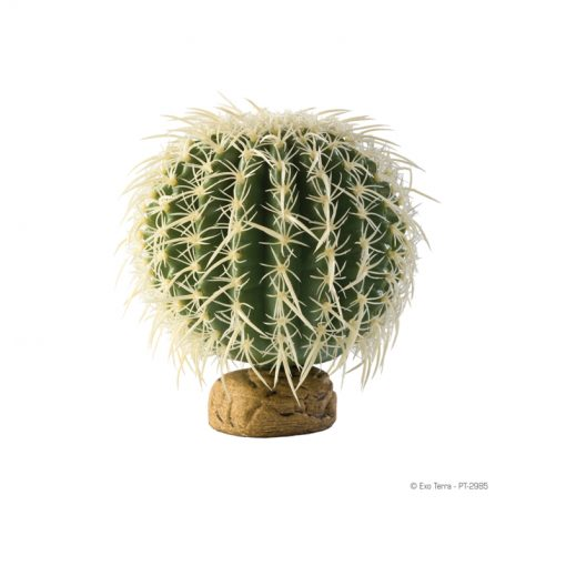 ExoTerra Barrel Cactus Hordókaktusz műnövény | L