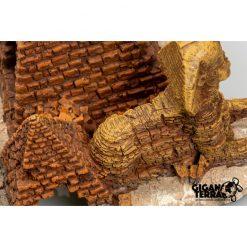 GiganTerra Egypt Pyramid Terráriumi dekoráció és búvóhely