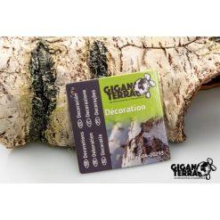 GiganTerra Birch Log Nyírfa fatörzs búvóhely | XL
