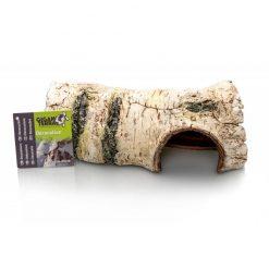 GiganTerra Birch Log Nyírfa fatörzs búvóhely