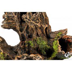 GiganTerra Triple Stem Három korhadt faág búvóhely