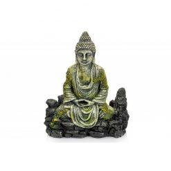 A GiganTerra Buddha 632 Terráriumi dekoráció és mászóka kiválómászófelület és igényes terráriumi kiegészítő egyben. A dekoráció használatával