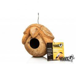 GiganTerra Tortoise Coconut Shelter Kókuszdió bújóka teknős
