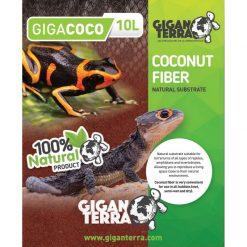 GiganTerra GigaCoco Morzsolt kókuszrost talaj | 10L
